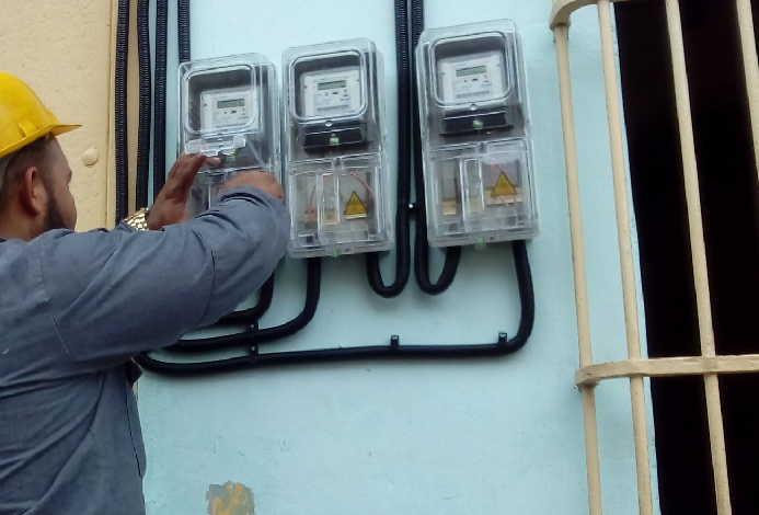 sancti spiritus, empresa electrica, onure, ahorro energetico