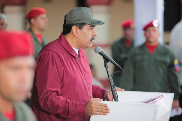 venezuela, nicolas maduro, oposicion venezolana, colombia