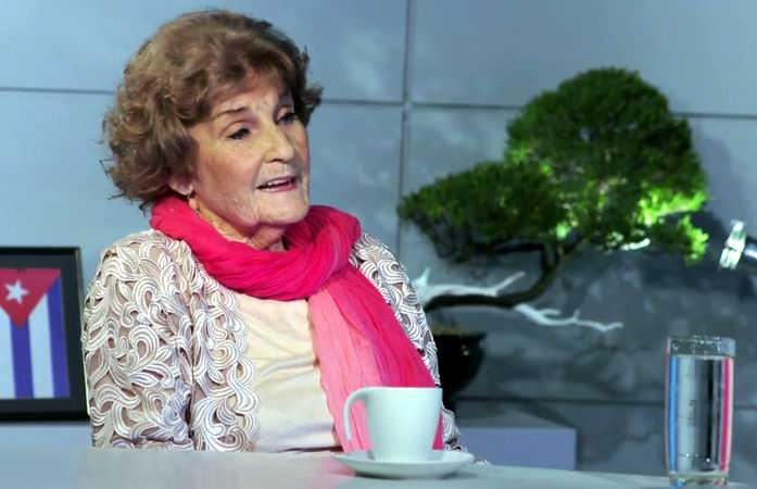 cuba, television cubana, actriz