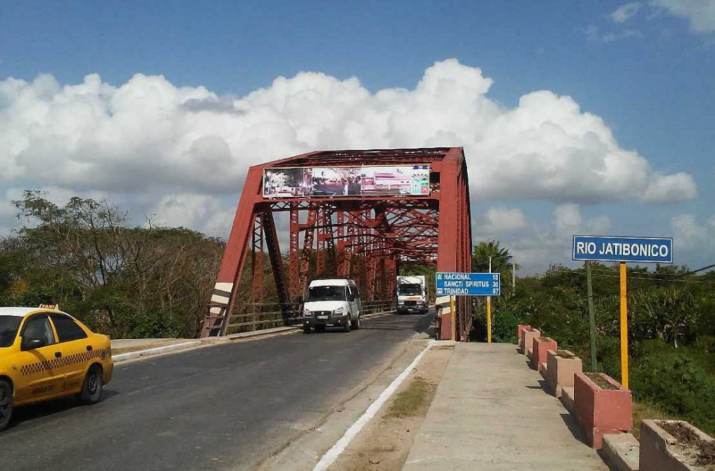sancti spiritus, transito, vialidad, carretera central