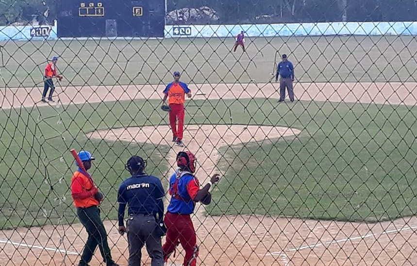 sancti spiritus, fomento, serie provincial de beisbol