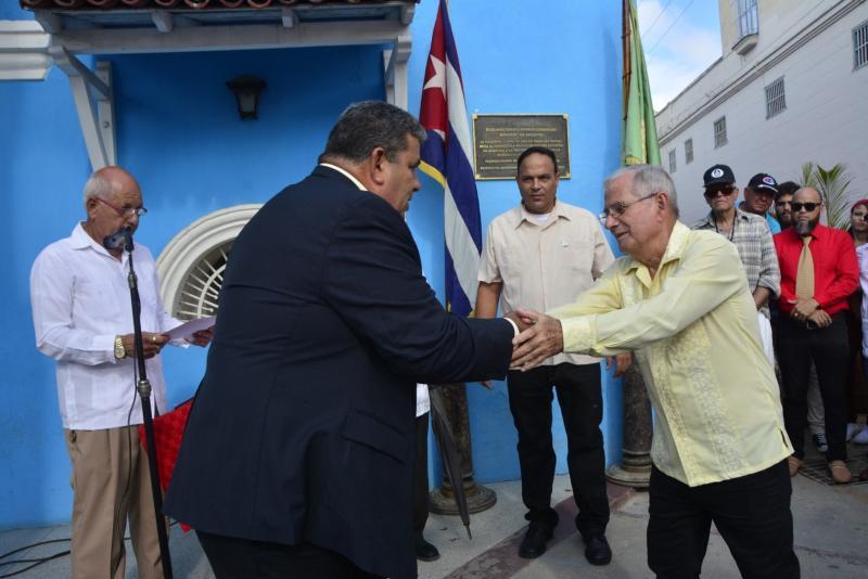 sancti spiritus, tarjas y monumentos, historia de cuba, historiadores de cuba, sociedad civil
