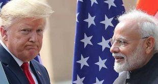 EE.UU., India, Donald Trump