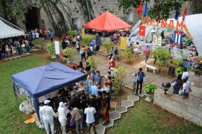 cuba, vietnam, feria internacional del libro 2020