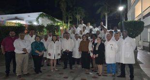 Belice, médicos, Cuba, salud