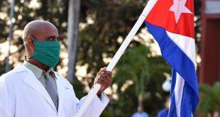 cuba, coronavirus, covid-19, policia nacional revolucionaria, pandemia mundial, contingente henry reeve