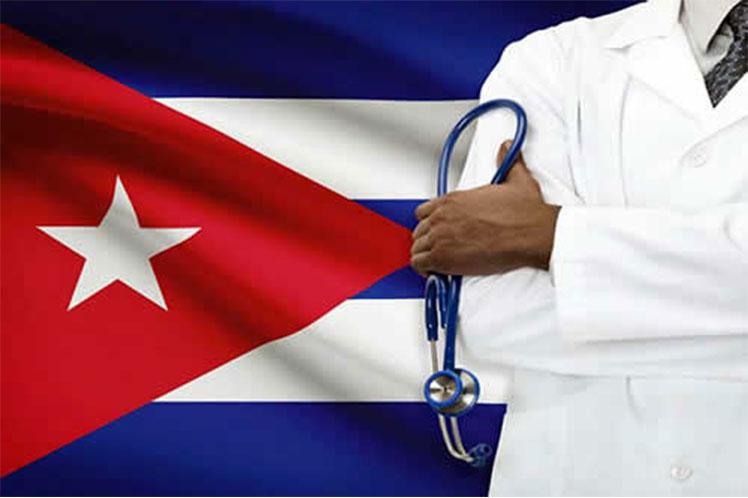 La agrupación cubana se sumará al enfrentamiento a la propagación de la Covid-19 en Venezuela.