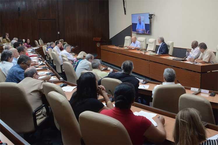 El presidente cubano apuntó que la situación se ha mantenido estable debido a las medidas tomadas. (Foto: Estudios Revolución)