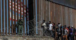 estados unidos, mexico, migrantes, frontera estados unidos-mexico, pentagono