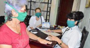 sancti spiritus, coronavirus, covid-19, salud publica, atencion primaria de salud