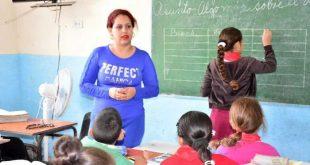 aumento salarial en el sector educacional