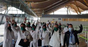 cuba, coronavirus, covid-19, contingente henry reeve, medicos cubanos, pandemia mundial