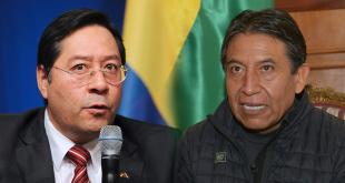 bolivia, mas, bolivia elecciones, luis arce, david Choquehuanca
