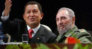 cuba, venezuela, hugo chavez, fidel castro