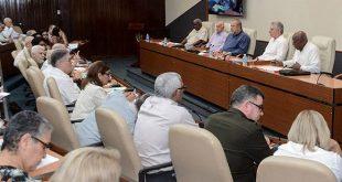 Consejo de Ministros, Cuba, Coronavirus