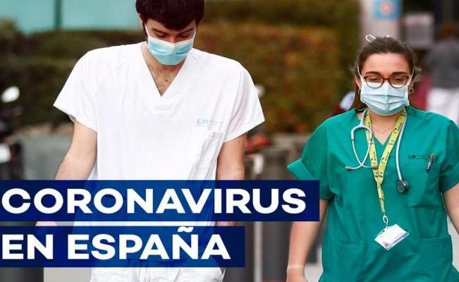 españa, muertes, epidemia, coronavirus, covid-19, otan
