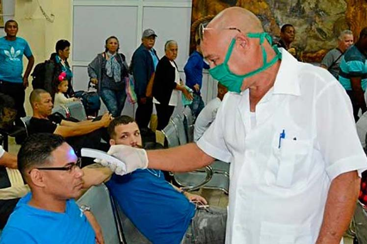 Cuba tiene disponibles hospitales y centros de aislamiento para una estrecha vigilancia. (Foto: PL)