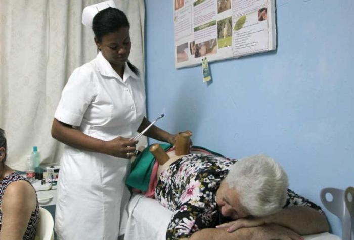 sancti spiritus, hospital de rehabilitacion faustino perez, rehabilitacion neurologica, esclerosis multiple