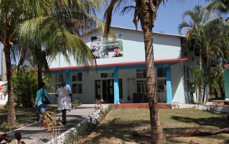sancti spiritus, hospital de rehabilitacion, coronavirus, covid- 19, salud publica