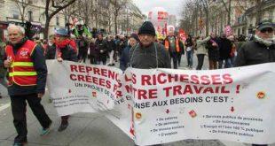 francia, manifestaciones, reforma