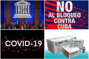Bloqueo, coronavirus, Unesco