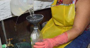 sancti spiritus, comercio, cloro, higiene, coronavirus, covid-19
