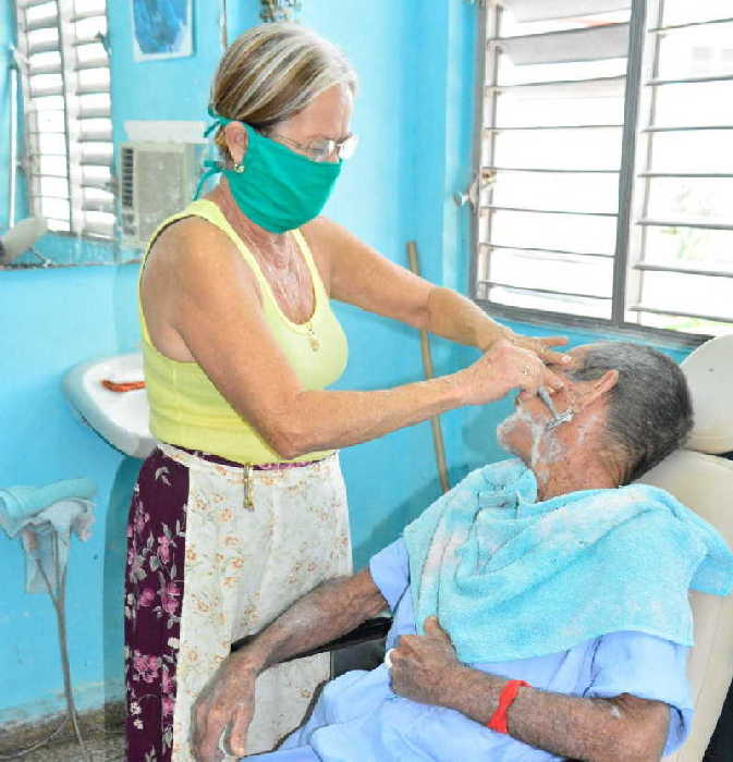 sancti spiritus, coronavirus, salud publica, covid-19, hogar de ancianos, asilos, adulto mayor