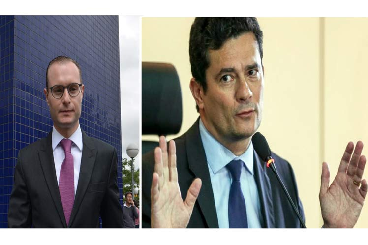'Moro deja el gobierno de Bolsonaro, pero no puede borrar la historia de persecución que lo llevó allí', señaló el abogado Cristiano Zanin. (Foto: PL)