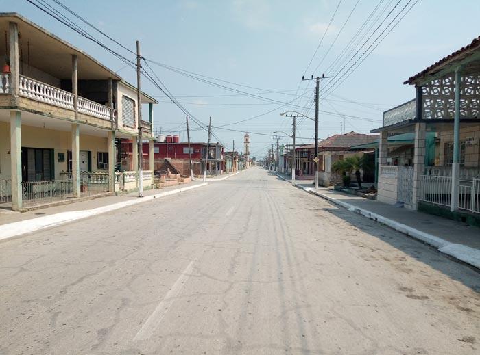 Ante la compleja situación en Cabaiguán, se insiste en reforzar el aislamiento social. (Foto: Radio Cabaiguán)
