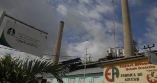 ZAFRA, AZCUBA, central Melanio Hernández, Tuinucú
