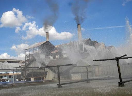 En la semana en curso el central Uruguay completó el plan de azúcar y sigue la molida para aportar unas 8 000 más. (Foto: Oscar Alfonso)