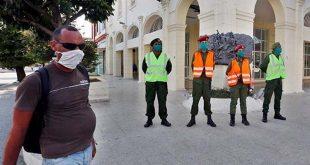 Coronavirus, La Habana, salud