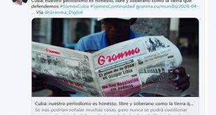 Prensa, Díaz-Canel