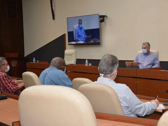 En medio del complejo escenario impuesto por la COVID-19, el Gobierno cubano continúa apostando por potenciar la agricultura. (Foto: Cubadebate)