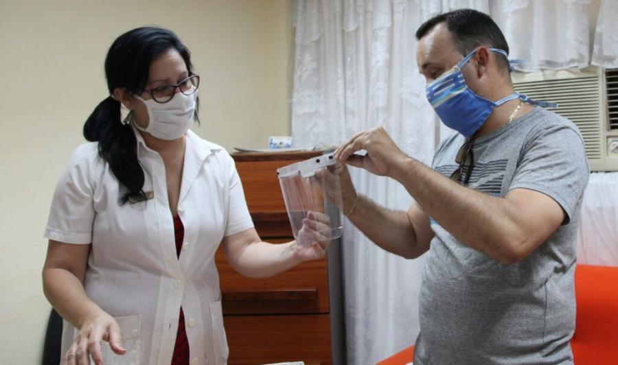 sancti spiritus, coronavirus, covid-19, salud publica, hospital provincial camilo cienfuegos, trabajadores por cuenta propia
