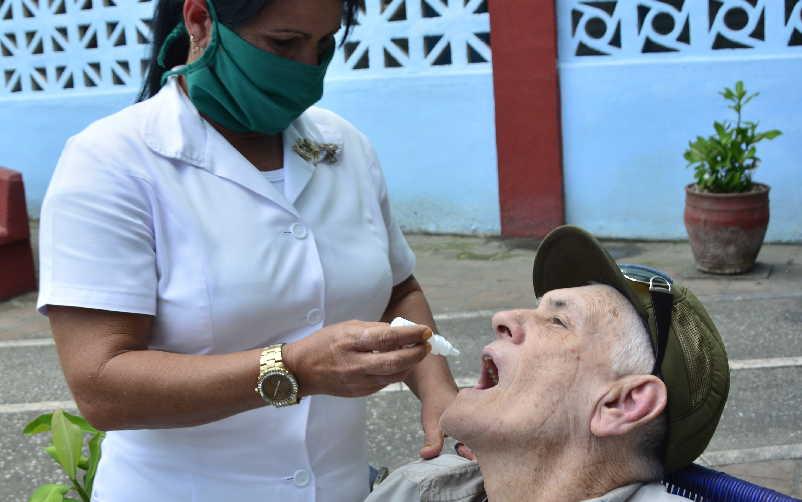 sancti spiritus, salud publica, covid-19, coronavirus, pandemia mundial, ancianos