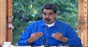 venezuela, nicolas maduro, venezuela-eeuu, bloqueo de eeuu a venezuela