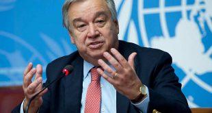 ONU, Covid-19, António Guterres