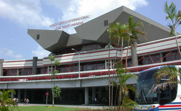 cuba, aeropuerto internacional, viajes, coronavirus, covid-19