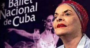 cuba, ballet nacional de cuba, alicia alonso, unesco, dia mundial de la danza