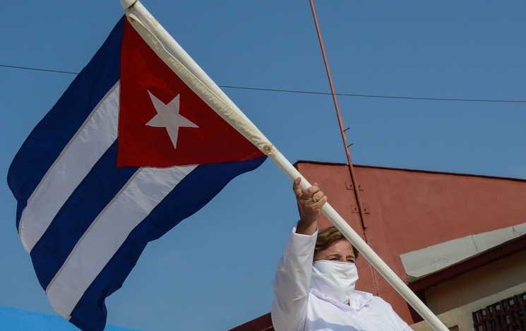 Médicos cubanos llegan para apoyar a Honduras ante coronavirus