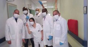 italia, cuba, medicos cubanos, solidaridad, coronavirus, covid-19