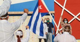 cuba, cabo verde, solidaridad, covid-19, coronavirus, medicos cubanos, contingente internacional henry reeve