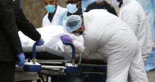 coronavirus, covid-19. pandemia mundial, muertes