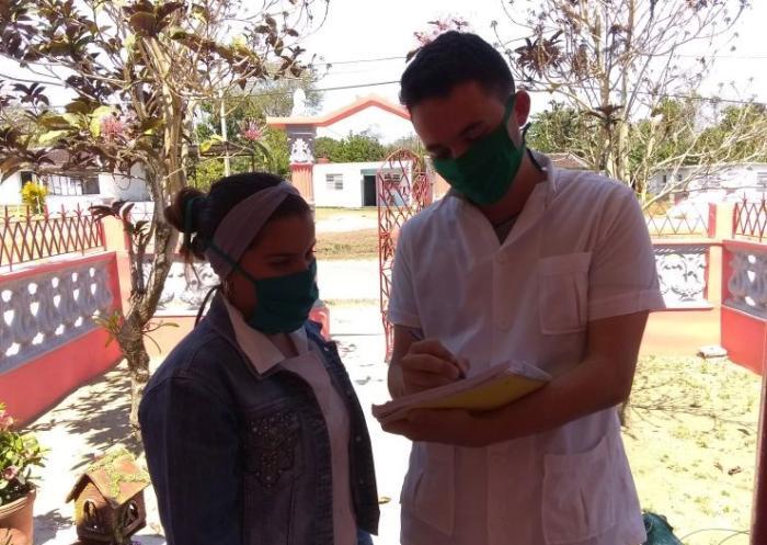 sancti spiritus, yaguajay, pesquisa, covid-19, coronavirus, salud publica, universidad de ciencias medicas