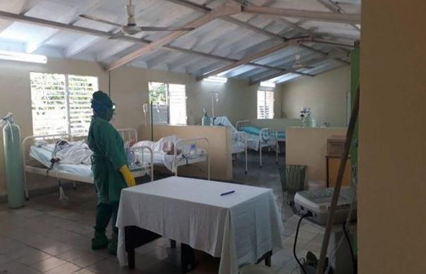 cuba, santa clara, hogar de ancianos, coronavirus, covid-19, salud publica