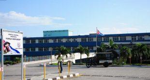 sancti spiritus, coronavirus, covid-19, hospital provincial camilo cienfuegos, salud publica