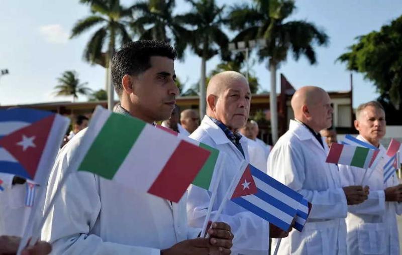 cuba, estados unidos, contingente henry reeve, solidaridad, pandemia mundial, coronavirus, covid-19
