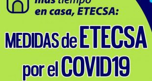 cuba, etecsa, covid-19, coronavirus