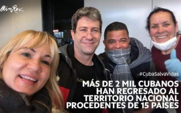 cuba, minrex, emigracion, pandemia mundial, coronavirus, covid-19
